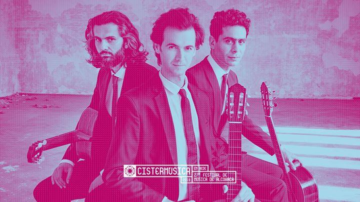 Trio Elogio · A Guitarra Espanhola · Peniche