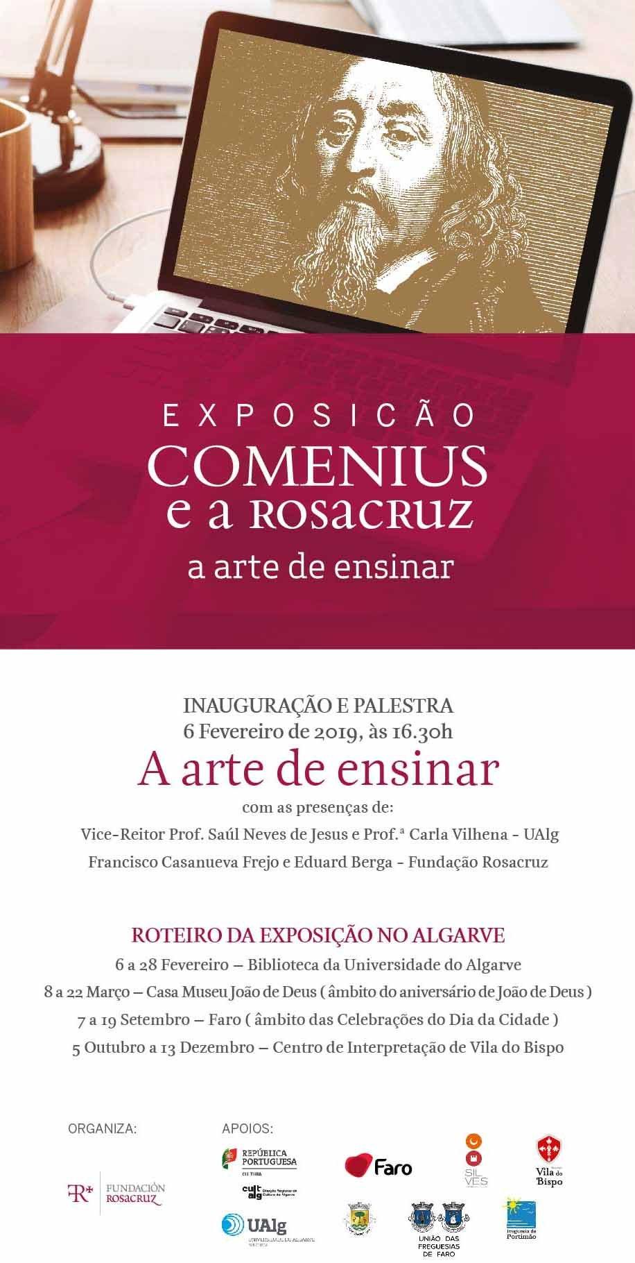 Comenius e a Rosacruz – A Arte de Ensinar
