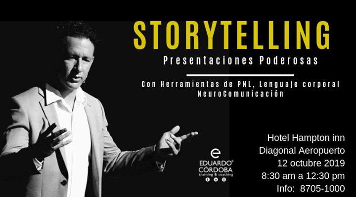 StoryTelling: Presentaciones Poderosas