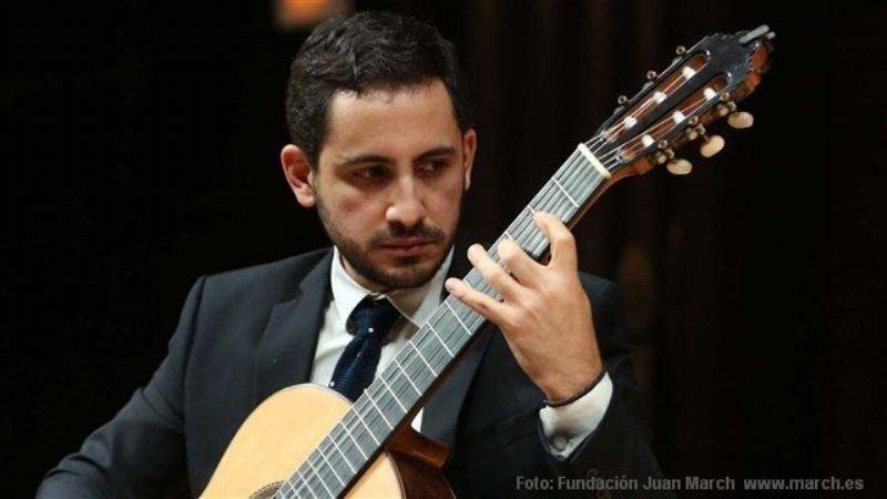 Concierto de Pedro Mateo González