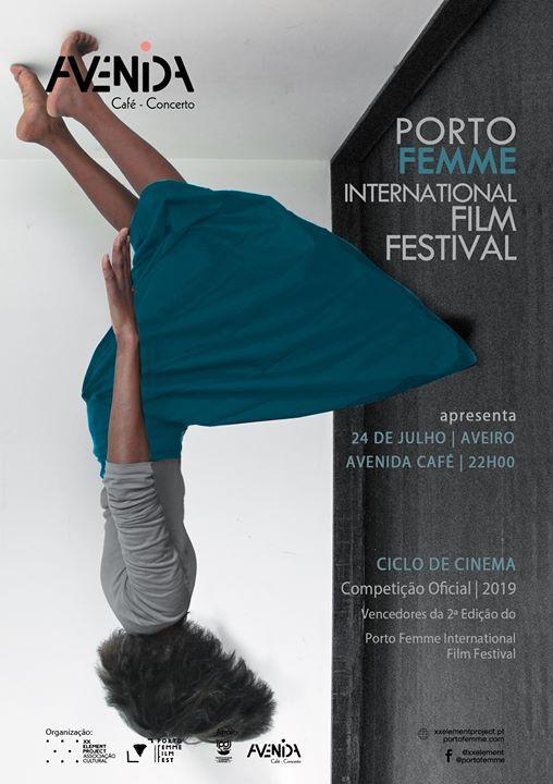 PORTO FEMME Sessions #3 | Avenida Café Concerto - Aveiro