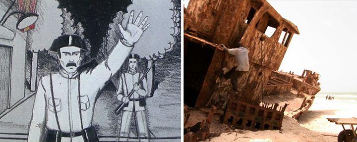 Os Salteadores + Bab Sebta | Cinema (Lusco-fusco)