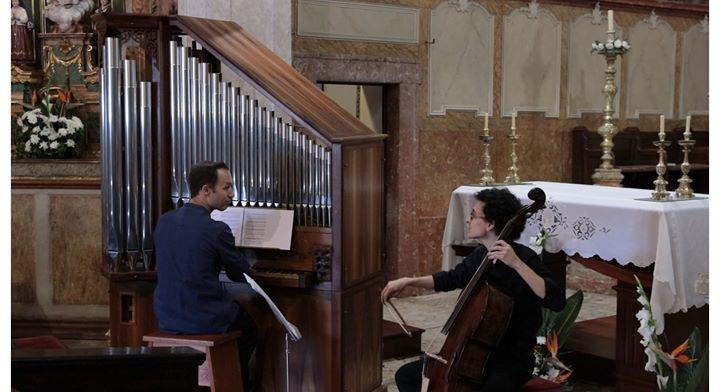 Cores Graves | Avres Serva, órgão e violoncelo barroco