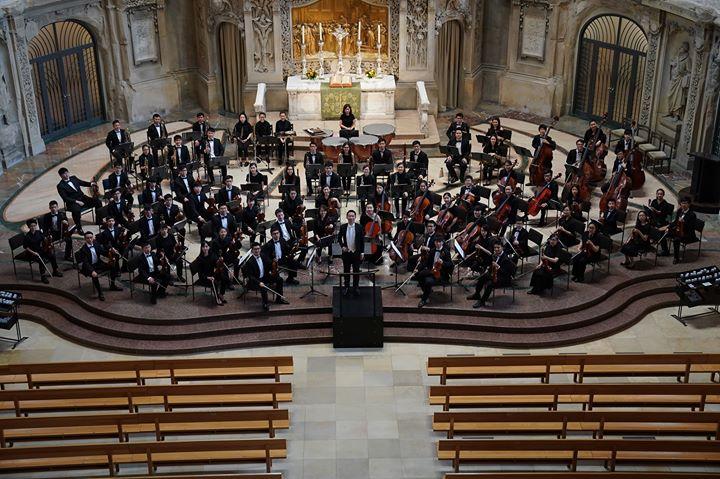 A Luz do Oriente | Orquestra Sinfónica Jovem de Macau