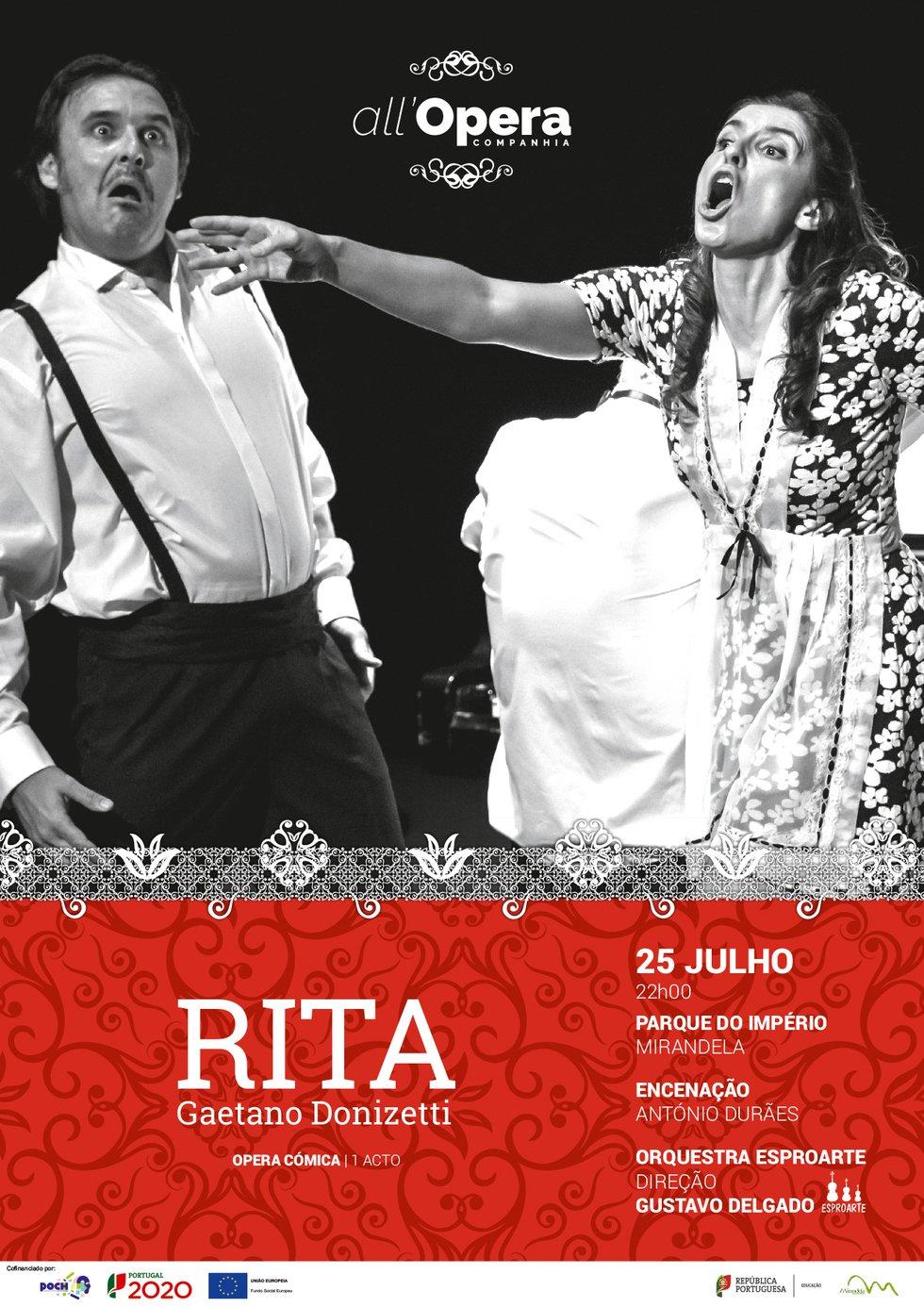 Ópera Cómica - Abertura das Festas da Cidade