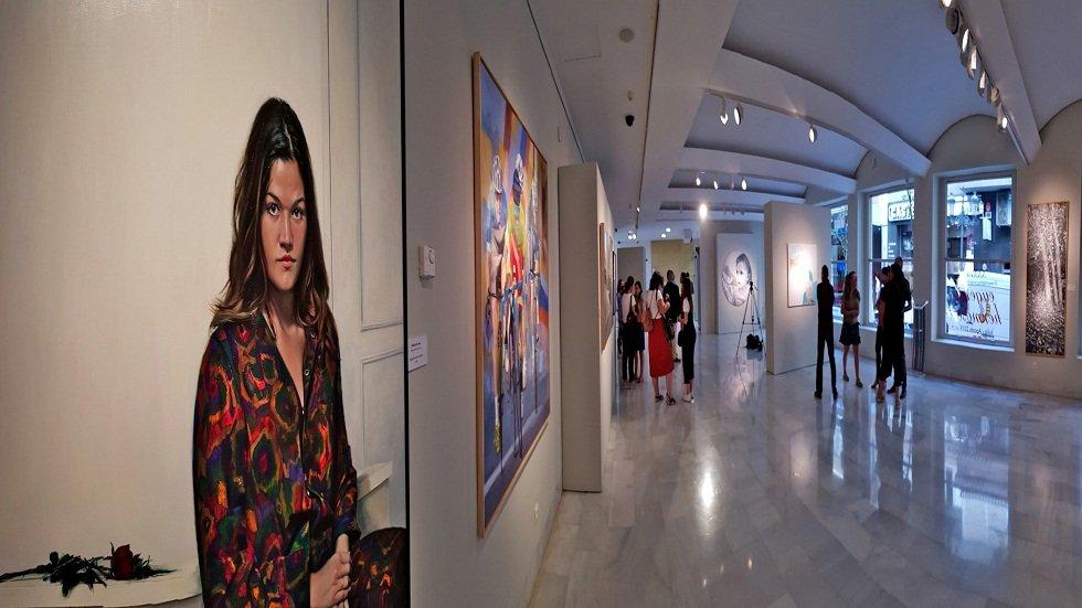 Exposición XXXVII Premio Internacional de Pintura Eugenio Hermoso