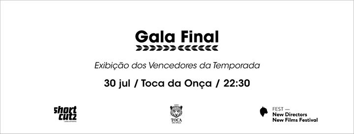 Gala Final de Época | Shortcutz Caldas da Rainha