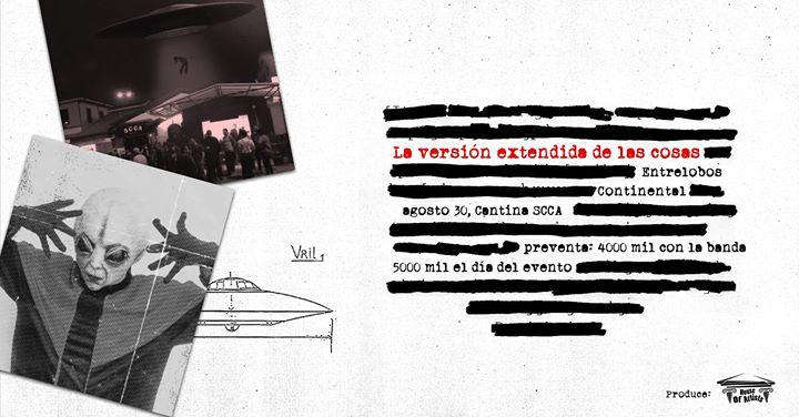 La Versión Extendida, Continental y Entrelobos en la Cantina