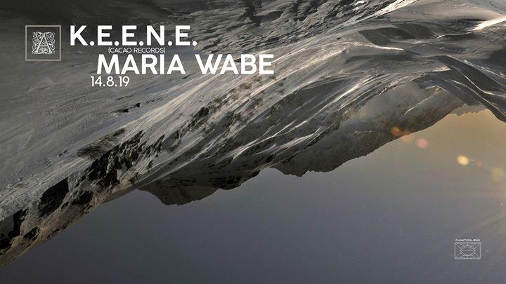 KEENE + María Wabe
