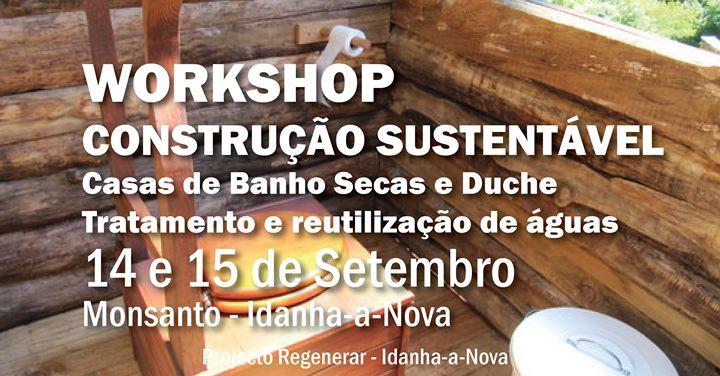Workshop Construção Sustentável