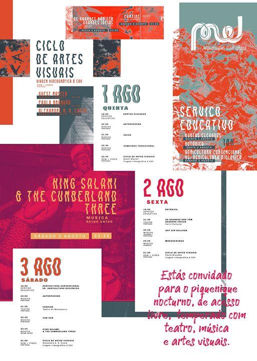 Mel - piquenique das artes 2019
