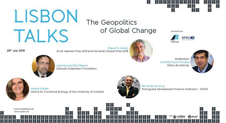 The Geopolitics of Global Change