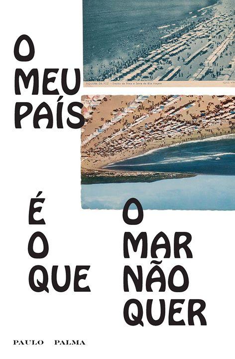 STET Lançamento O meu país é o que o mar não quer ~ Paulo Palma