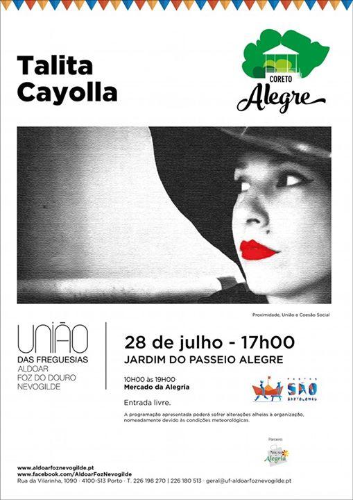 Coreto Alegre | Talita Cayolla