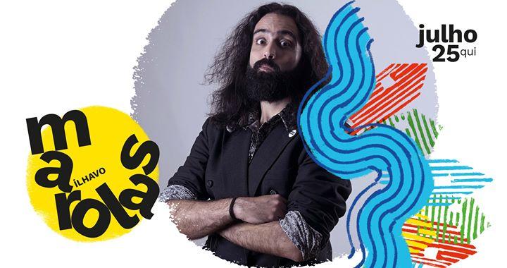 Rui Cruz & Convidados – Stand Up Comedy - Marolas Ílhavo
