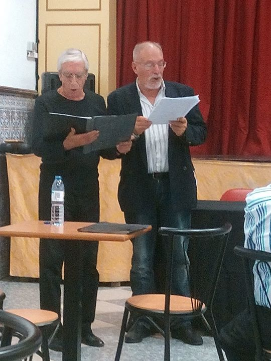 Recital de Poesia Contemporânea de José Malhoa