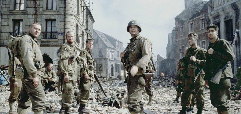 O Resgate do Soldado Ryan (1998)  de Steven Spielberg