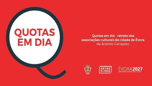 """Exposição """"Quotas em dia"""" de António Carrapato"""