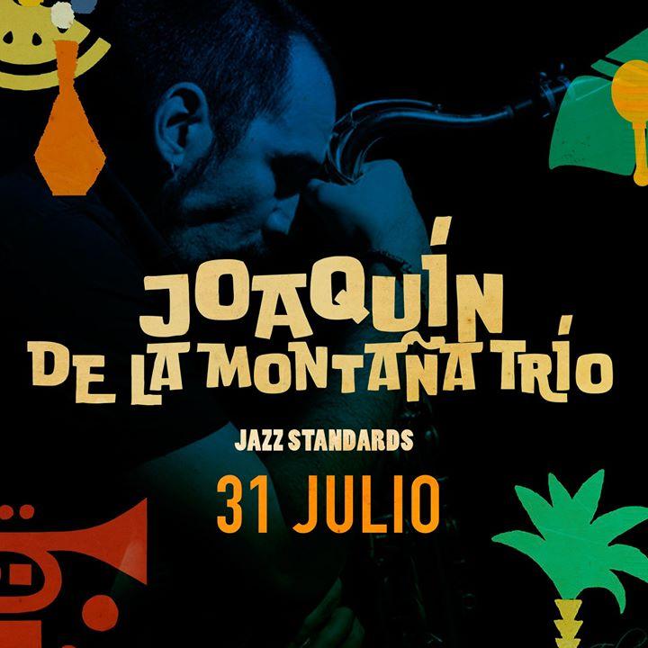 Joaquín de la Montaña Trío / 31 Julio 2019 / Cáceres
