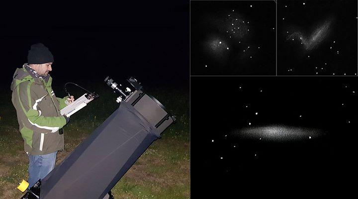 Curso de desenho astronómico