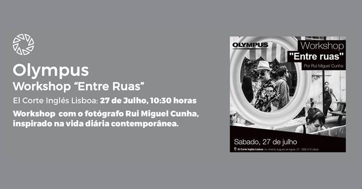 Workshop Olympus - Lisboa