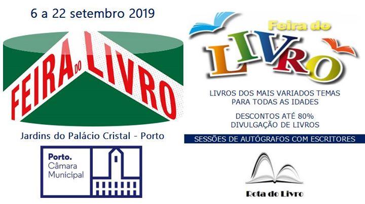 A 'Rota do Livro' na Feira do Livro do Porto