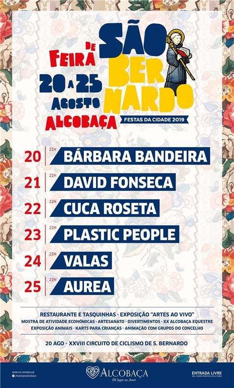 Feira de São Bernardo 2019