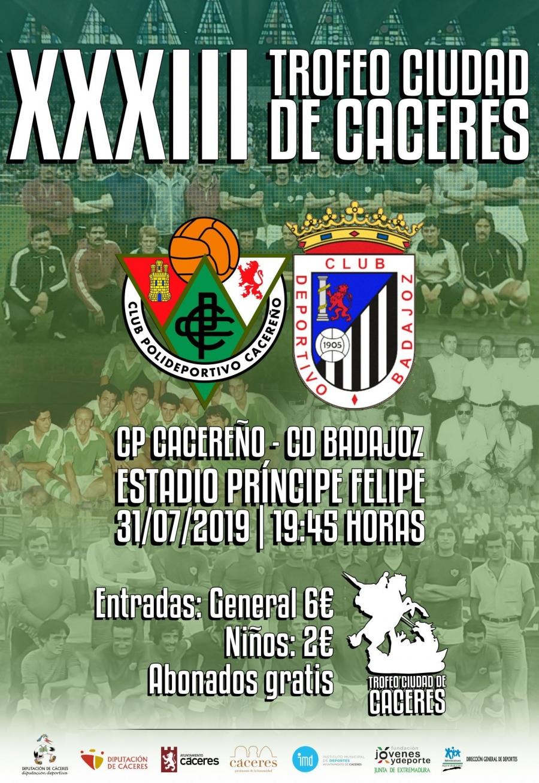 XXXIII Trofeo Ciudad de Cáceres