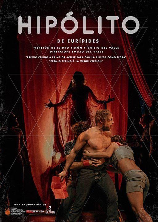 Hipólito. Teatro Romano de Regina (sede Festival Teatro Mérida)