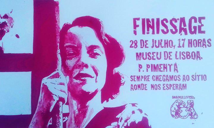 Borderlovers, Finissage no Museu de Lisboa