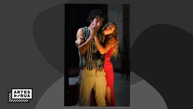 """tango""   A Bruxa Teatro"