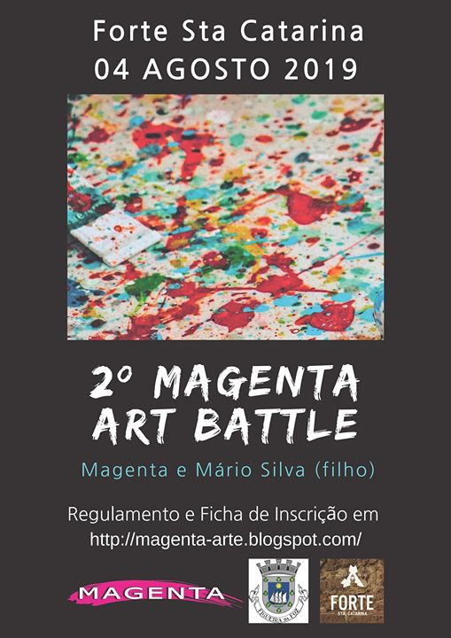 2º Magenta Art Battle
