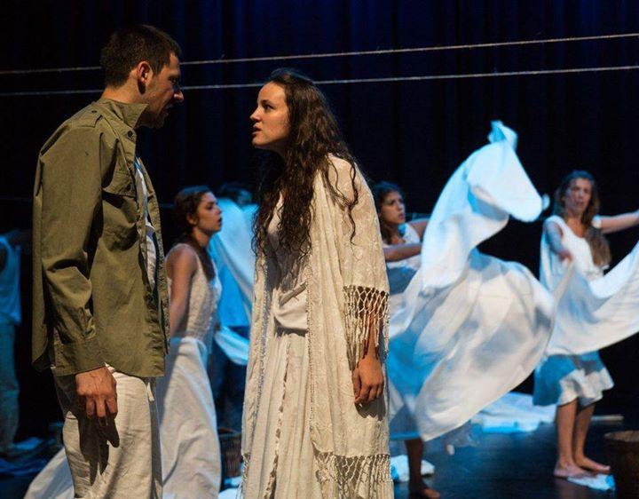 Curso Iniciação ao Teatro 5ªf - Manhã, com Beatriz Silva