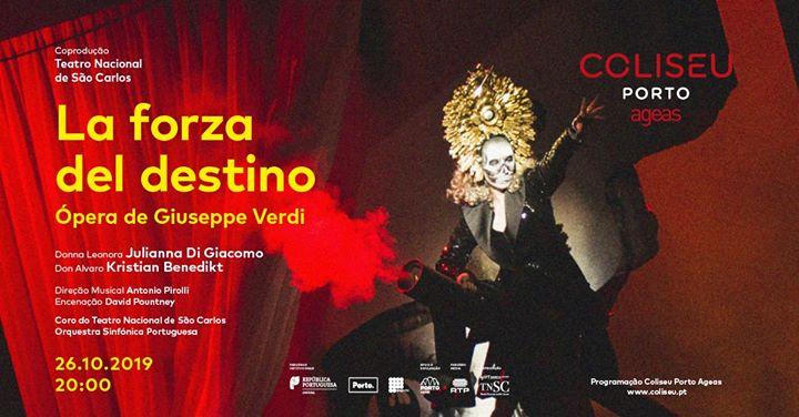 La forza del destino - Ópera de Giuseppe Verdi