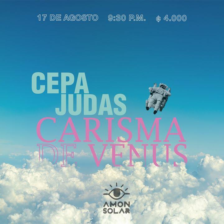 Cepa Judas y Carisma de Venus