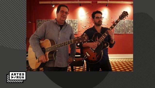 Bruno Pernadas e Mário Delgado | Guitarras ao Alto