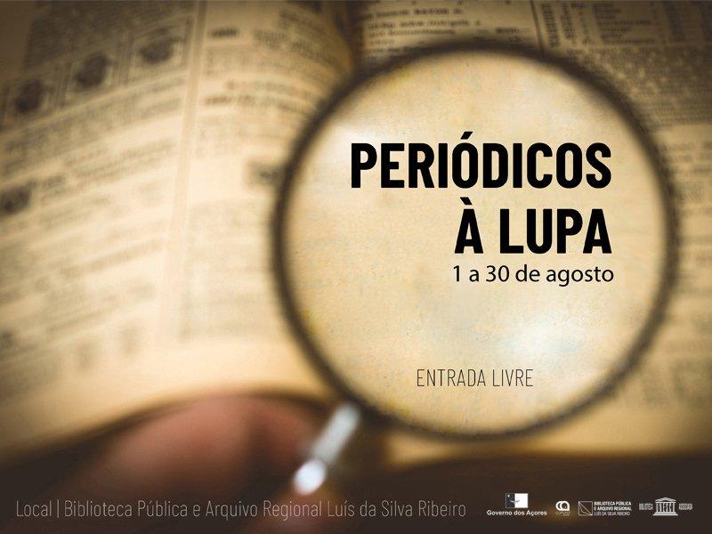 Periódicos à Lupa