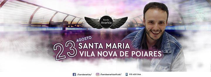 Banda Anarkia | Santa Maria