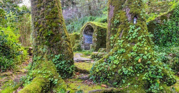 À Descoberta do Tholos do Monge (Sintra)