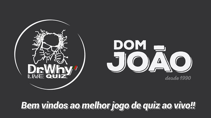 Dr.Why Coimbra@Cafe D. João