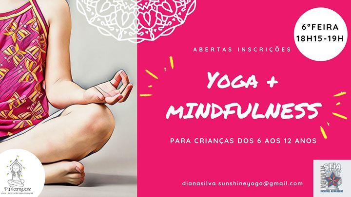 Yoga para Crianças   Almada