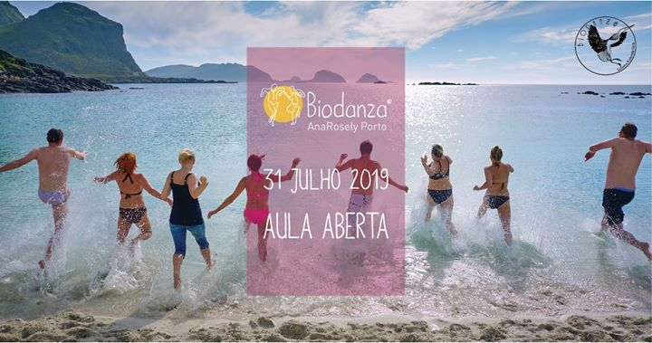 AULA de Biodanza > Aberta