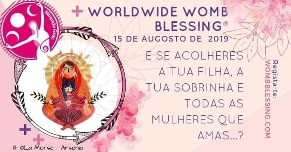 Benção Mundial do Útero Cantanhede (Coimbra)