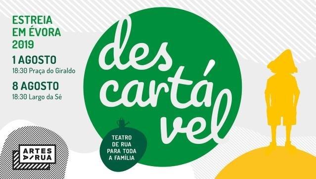 """""""Descartável"""" - Teatro Musical"""