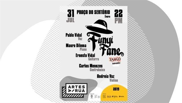 Funny Fane - Pablo Vidal | Música