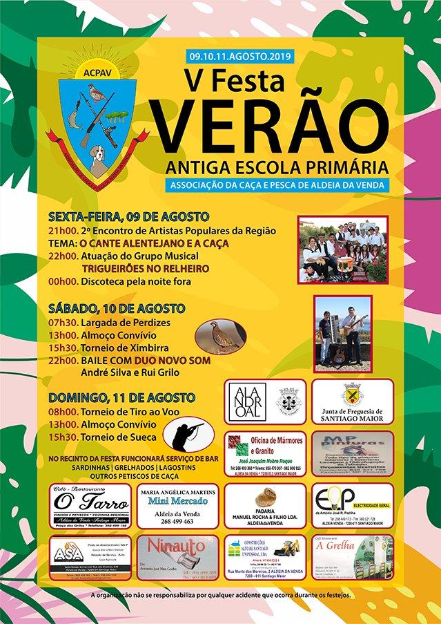 Festa de Verão - CCRAV