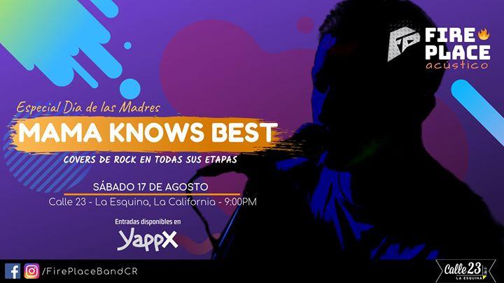 Mama Knows Best | Especial Día de las Madres