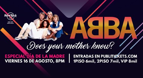 Especial ABBA - Does your mother know?