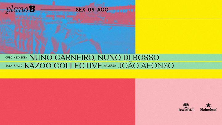 Nuno Carneiro, Nuno di Rosso
