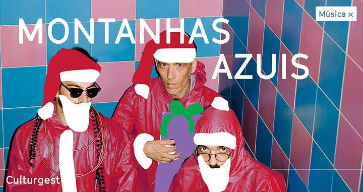 Música x Montanhas Azuis + Convidados: Casa de Natal